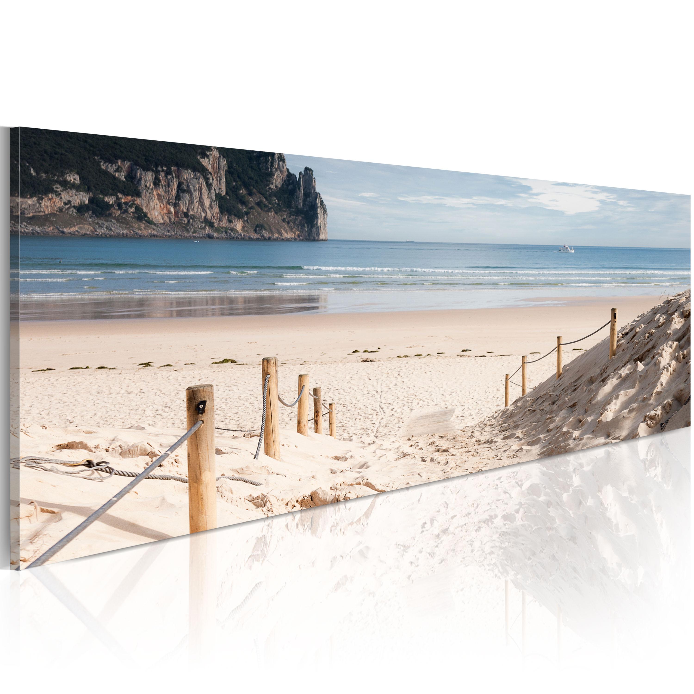 Tableau - Beach path