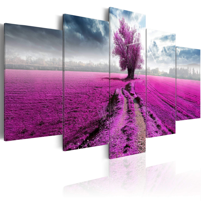 Tableau - Purple Land