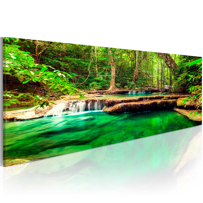 Tableau - Emerald Waterfall