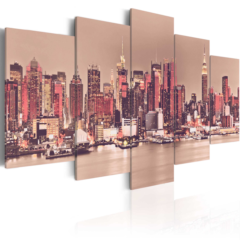 Tableau - NY - The City That Never Sleeps