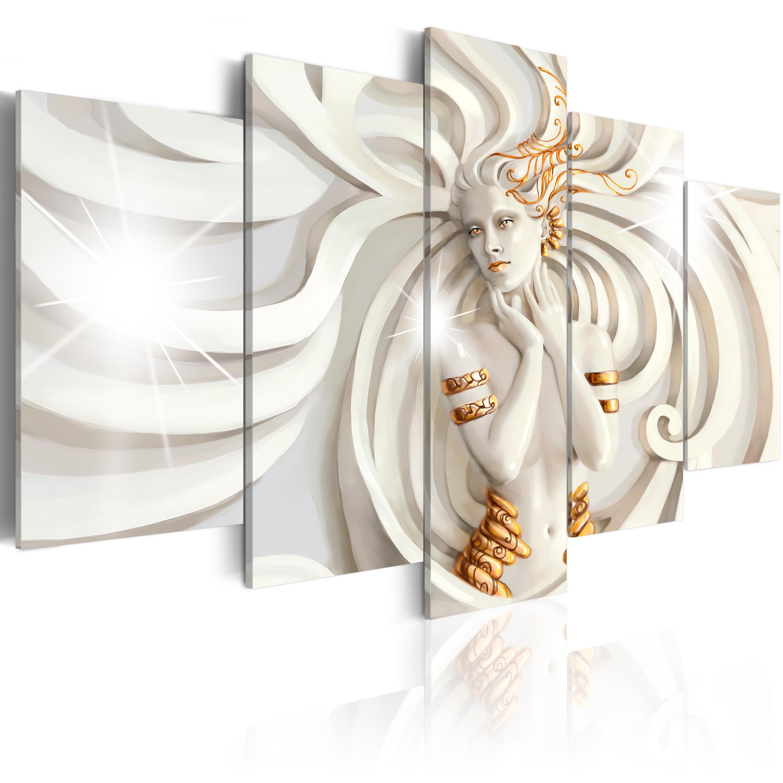 Tableau - Reine du soleil