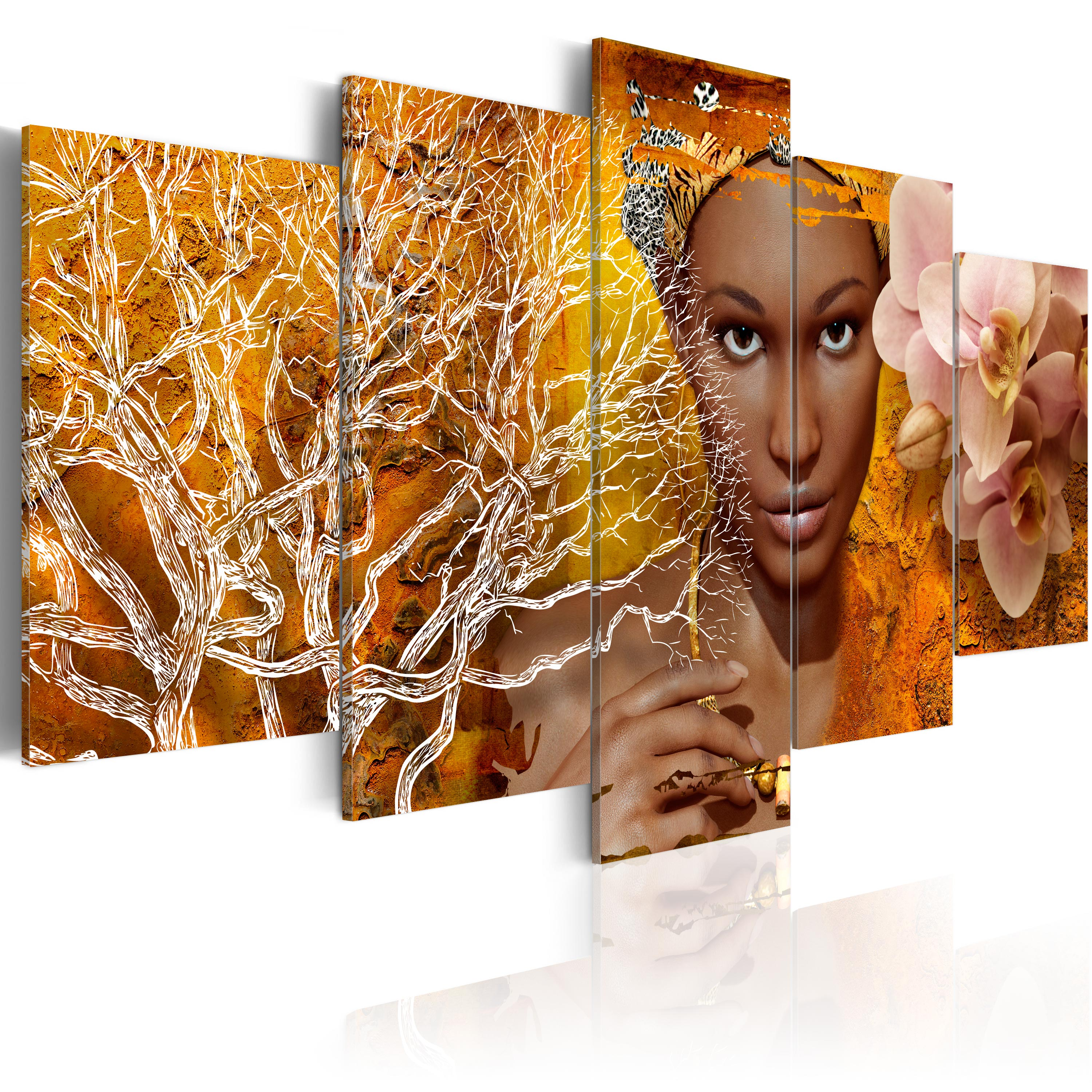 Tableau - Histoires africaines