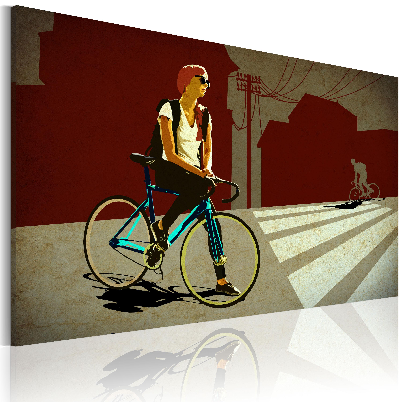 Tableau - Voyage urbain