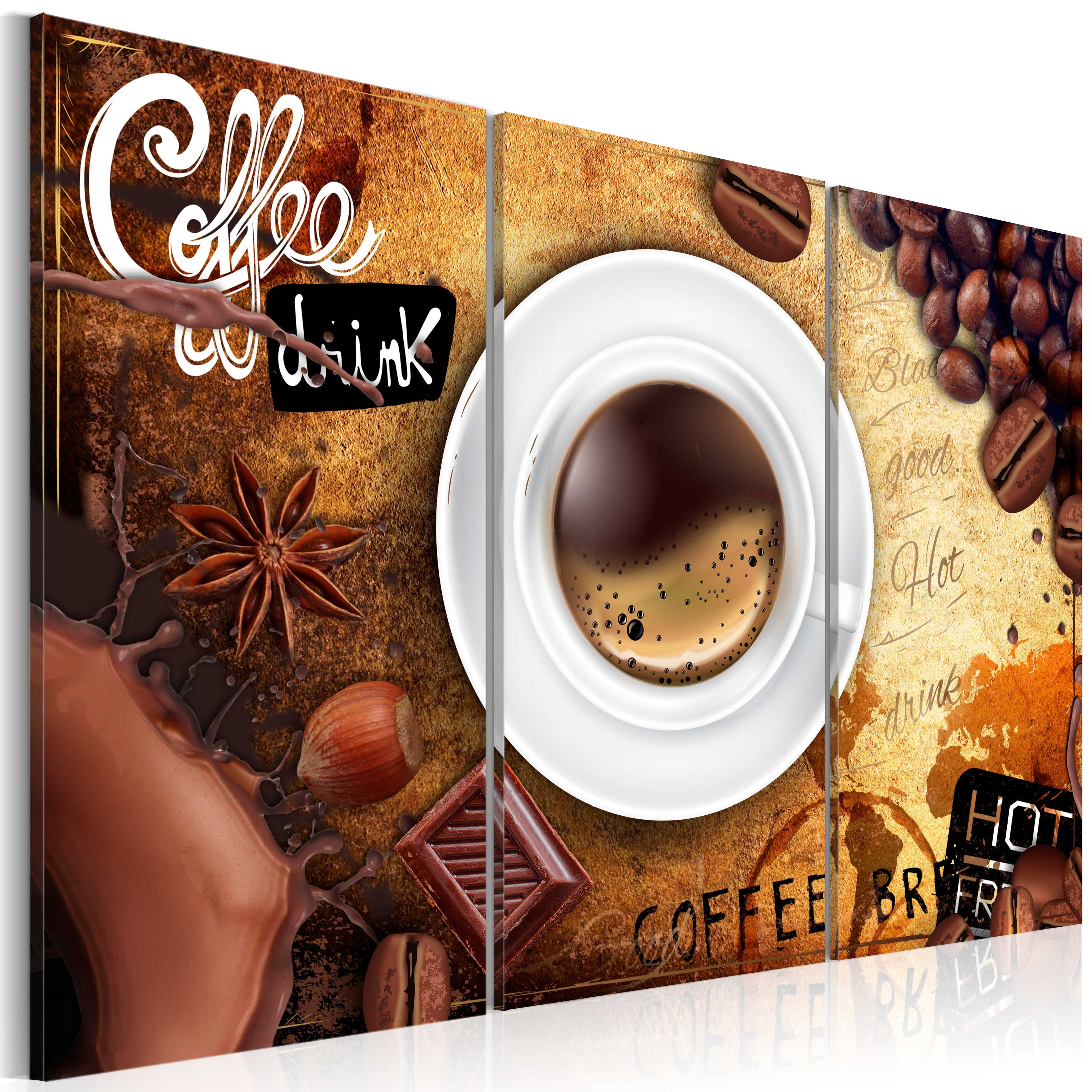 Tableau - Cup of coffee