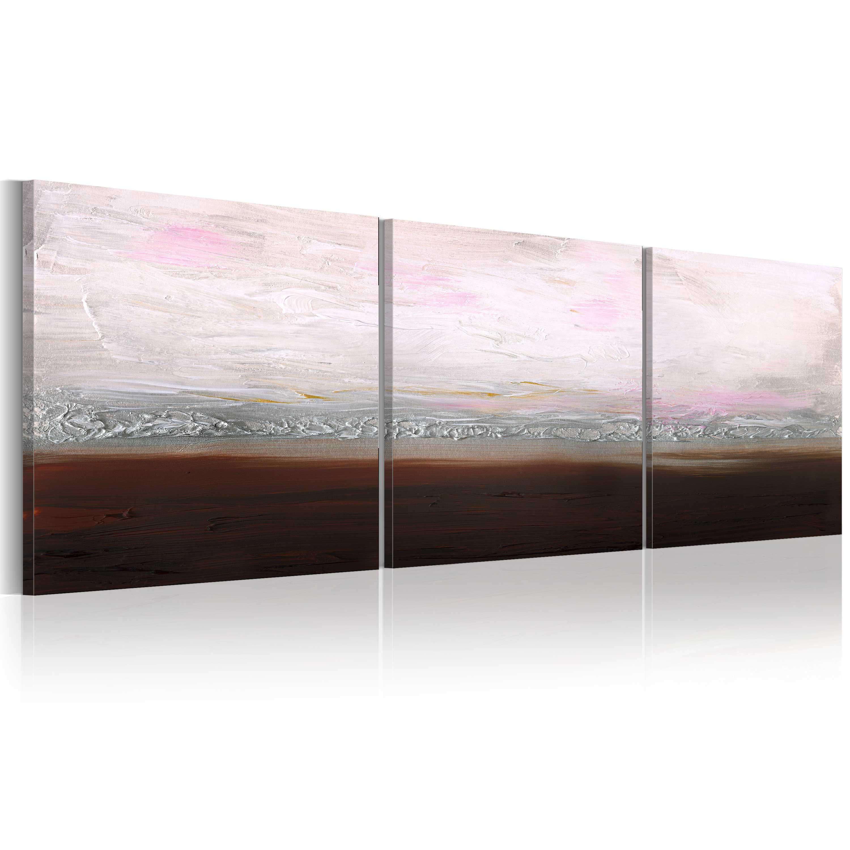 Quadro dipinto - Costa tranquilla150x50 150X50 cm