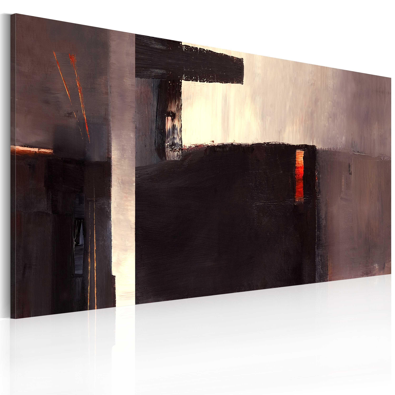 Quadro dipinto - Sottopassaggio 120X60 cm