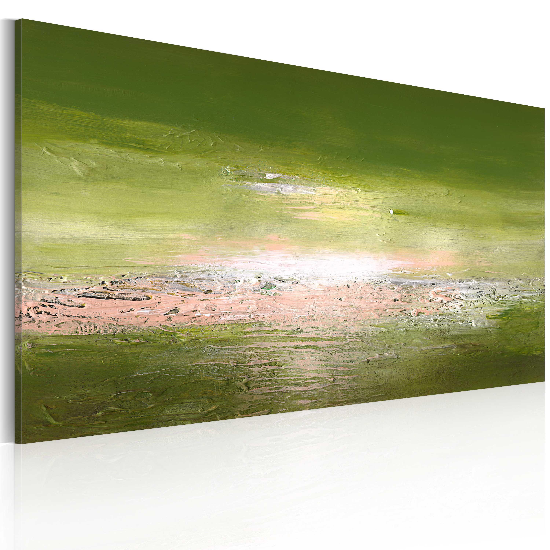 Quadro dipinto - Alto mare 120X60 cm