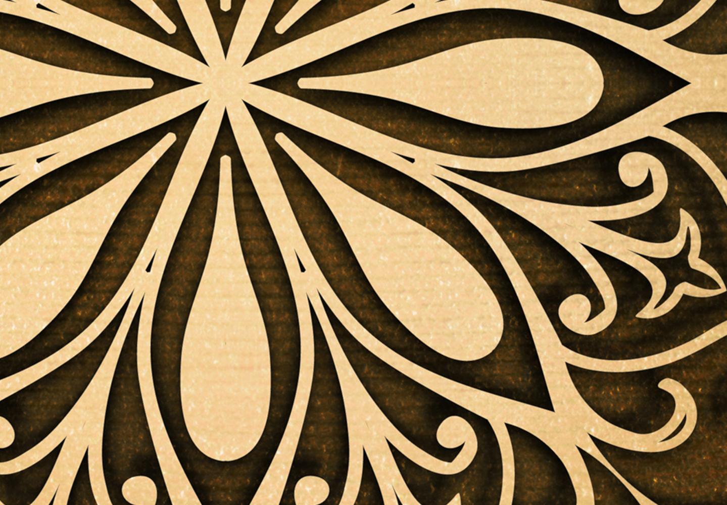 mandala abstrakte ornamente wandbilder xxl bilder vlies