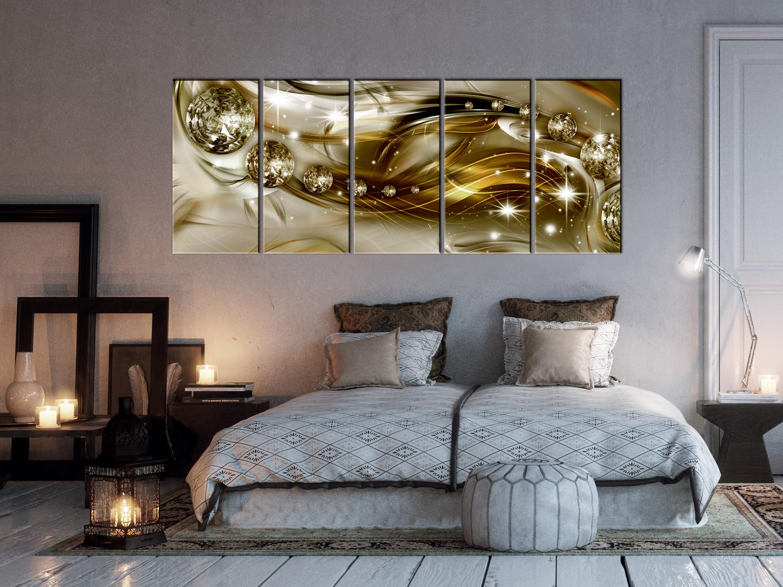 abstrakt glanz modern wandbilder xxl bilder vlies leinwand
