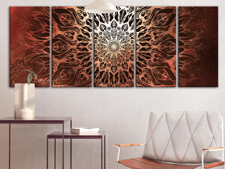 mandala orient ornamente wandbilder xxl bilder vlies