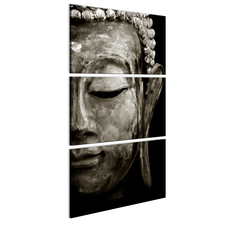 Wandbilder xxl Buddha Bild Figur Deko Bilder Leinwand Wohnzimmer p-B ...