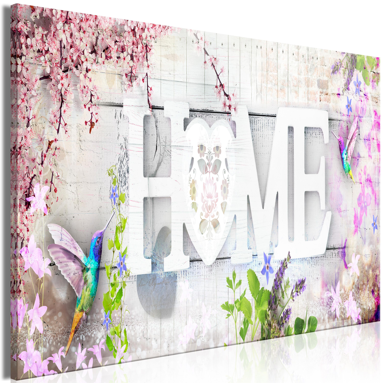 XXXL Wandbild Home Riesenformat Riesenformat Riesenformat Leinwandbild xxl Canvas Bild m-C-0266-ak-b d0916e
