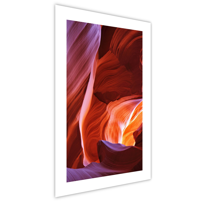 Poster mit Rahmen Bilder gerahmte Wandbild Kunstdruck Bilderrahmen c-B-0404-ao-a