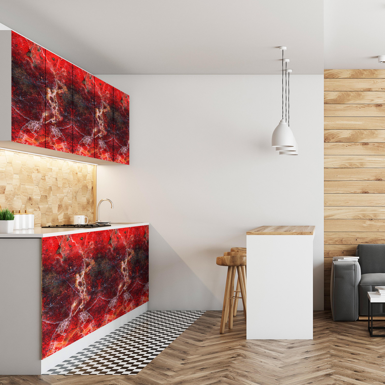 Selbstklebende-Tapete-Stein-Ziegel-Optik-3d-Wandtattoo-Dekofolie-f-A-0723-j-a Indexbild 217